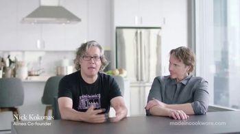 Made In Cookware TV Spot, 'Upgrade Your Summer Cooking' Ft. Matt Horn, Nick Kokonas, Grant Achatz - 147 commercial airings