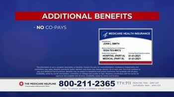 The Medicare Helpline TV Spot, 'Save on Prescription Costs' - Thumbnail 4