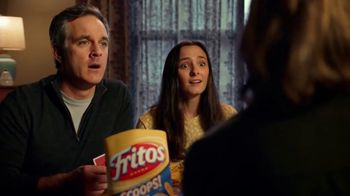 Fritos Scoops! TV Spot, 'Game Night'