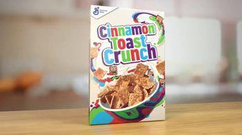 Cinnamon Toast Crunch TV Spot, 'Sabores cargados con Cinnadust' [Spanish] - Thumbnail 1