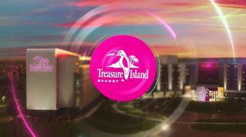 Treasure Island Resort & Casino TV Spot, 'Outdoor Concerts are Back: 2021 Summer Shows' - Thumbnail 7