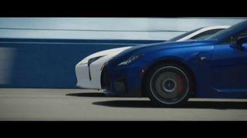 Lexus Golden Opportunity Sales Event TV Spot, 'Performance: Rush Hour' [T1]