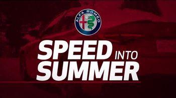 Alfa Romeo TV Spot, 'Speed Into Summer' [T2] - Thumbnail 2