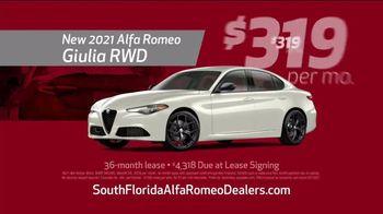 Alfa Romeo TV Spot, 'Speed Into Summer' [T2] - Thumbnail 3