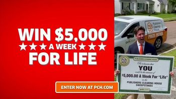 Publishers Clearing House TV Spot, '$5,000 a Week for Life: Gateway Arch' - Thumbnail 9