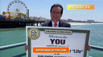 Publishers Clearing House TV Spot, '$5,000 a Week for Life: Gateway Arch' - Thumbnail 3