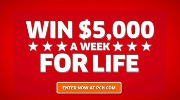 Publishers Clearing House TV Spot, '$5,000 a Week for Life: Gateway Arch' - Thumbnail 4