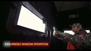 Hawk Series of Box Blinds TV Spot, 'Serious Hunters Demands' - Thumbnail 3
