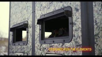 Hawk Series of Box Blinds TV Spot, 'Serious Hunters Demands' - Thumbnail 4