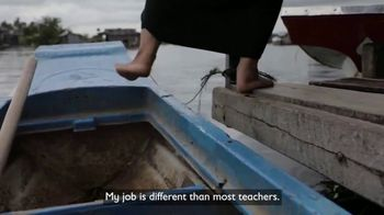 Save the Children TV Spot, 'Meet Sokroth: What is it Like Teaching in a Floating School?' - Thumbnail 2