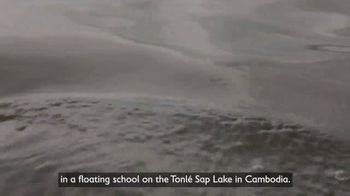 Save the Children TV Spot, 'Meet Sokroth: What is it Like Teaching in a Floating School?' - Thumbnail 3