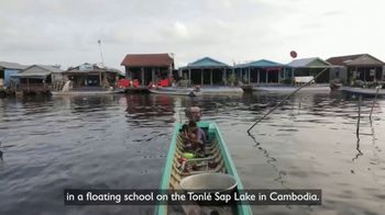 Save the Children TV Spot, 'Meet Sokroth: What is it Like Teaching in a Floating School?' - Thumbnail 4