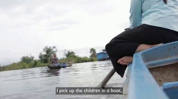 Save the Children TV Spot, 'Meet Sokroth: What is it Like Teaching in a Floating School?' - Thumbnail 5