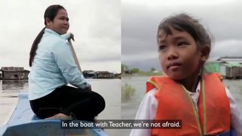Save the Children TV Spot, 'Meet Sokroth: What is it Like Teaching in a Floating School?' - Thumbnail 6