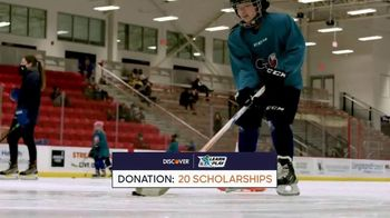 The National Hockey League TV Spot, 'Discover: Learn to Play: Female Hockey Players' - Thumbnail 6