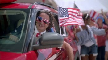 AutoNation Jeep Freedom Days TV Spot, '4th of July: 0% Financing' - Thumbnail 1