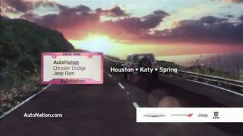 AutoNation Jeep Freedom Days TV Spot, '4th of July: 0% Financing' - Thumbnail 7