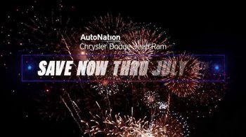AutoNation Jeep Freedom Days TV Spot, '4th of July: 0% Financing' - Thumbnail 4
