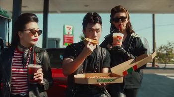 7-Eleven TV Spot, 'Take It to Eleven With Morning Coffee: $1 Any Size Iced Coffee' Song by Selectric