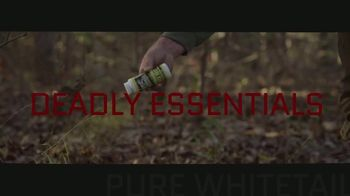 Pure Whitetail TV Spot, 'Deadly Essentials' Song by Supreme Blaster - Thumbnail 4