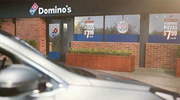 Domino's TV Spot, 'Zoo Unsuccessful: No Mask' - Thumbnail 3