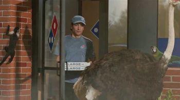 Domino's TV Spot, 'Zoo Unsuccessful: No Mask' - Thumbnail 7