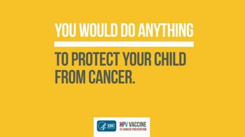 Centers for Disease Control and Prevention TV Spot, 'HPV Vaccine: All My Children Are Vaccinated' - Thumbnail 1