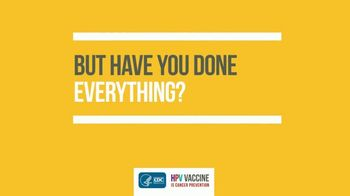 Centers for Disease Control and Prevention TV Spot, 'HPV Vaccine: All My Children Are Vaccinated' - Thumbnail 2