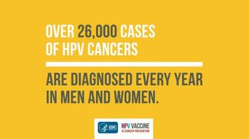 Centers for Disease Control and Prevention TV Spot, 'HPV Vaccine: All My Children Are Vaccinated' - Thumbnail 4
