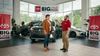 Toyota Big One Sales Event TV Spot, 'Best Summer Ever: Dance' [T2] - Thumbnail 4