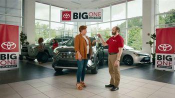 Toyota Big One Sales Event TV Spot, 'Best Summer Ever: Dance' [T2] - Thumbnail 5
