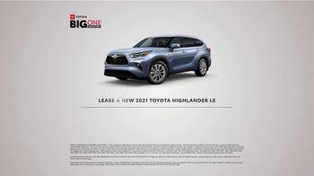 Toyota Big One Sales Event TV Spot, 'Best Summer Ever: Dance' [T2] - Thumbnail 6