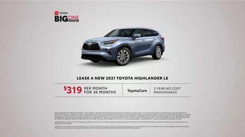 Toyota Big One Sales Event TV Spot, 'Best Summer Ever: Dance' [T2] - Thumbnail 7