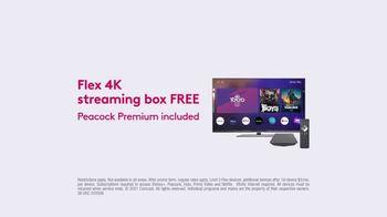XFINITY TV Spot, 'Team USA: Jacob's Favorites: Free Flex 4k Streaming Box' Featuring Noah Lyles - Thumbnail 10