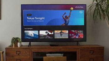 XFINITY TV Spot, 'Team USA: Jacob's Favorites: Free Flex 4k Streaming Box' Featuring Noah Lyles - Thumbnail 4
