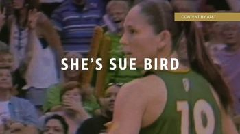 AT&T TV Spot, 'She's Connected' Featuring Sue Bird