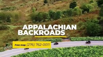 Virginia Tourism Corporation TV Spot, 'Appalachian Backroads: Ride on the Wild Side