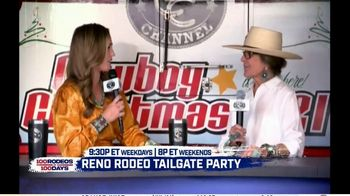 Cowboy Channel Plus TV Spot, '100 Rodeos in 100 Days: Janie at Reno Rodeo Tailgate Party' - Thumbnail 3