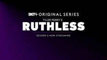 BET+ TV Spot, 'Tyler Perry's Ruthless' - Thumbnail 9