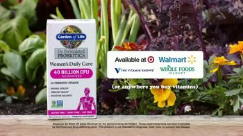 Garden of Life Women's Probiotics TV Spot, 'Be a More Regular Human: Healthy PH' - Thumbnail 9