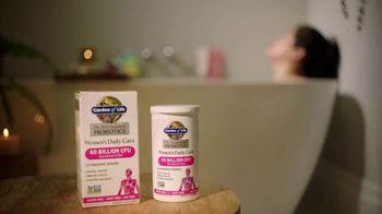 Garden of Life Women's Probiotics TV Spot, 'Be a More Regular Human: Healthy PH' - Thumbnail 8
