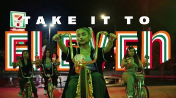 7-Eleven TV Spot, 'Take It to Eleven While Sippin' a Big Gulp: New Flavors' Song by Marlowe - Thumbnail 9