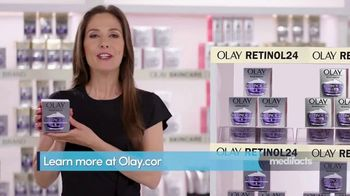 Olay Retinol 24 TV Spot, 'Medifacts' - Thumbnail 8