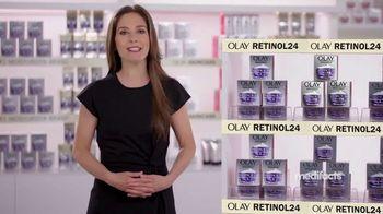 Olay Retinol 24 TV Spot, 'Medifacts' - Thumbnail 1