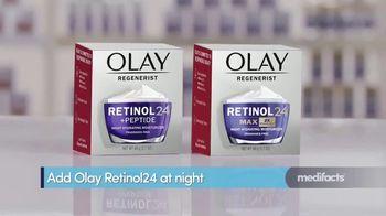 Olay Retinol 24 TV Spot, 'Medifacts' - Thumbnail 2