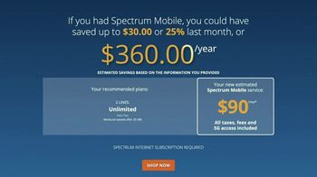 Spectrum Mobile TV Spot, 'Never Been a Better Time to Switch' - Thumbnail 9