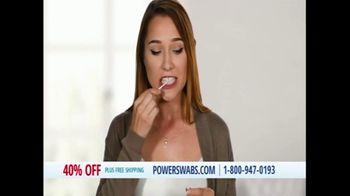 Power Swabs TV Spot, 'Mona Lisa Smile'