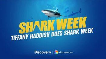 Discovery+ TV Spot, 'Tiffany Haddish Does Shark Week' - Thumbnail 10