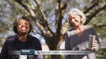 Kohler Walk-In Bath TV Spot, 'Stay in Your Home: $1,500 Off'