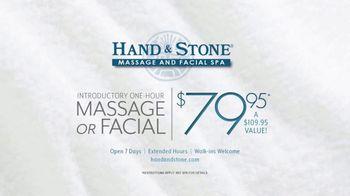 Hand & Stone TV Spot, 'Kate and Tom: $79.95' - Thumbnail 7
